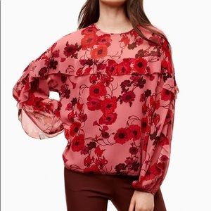 Wilfred Adele Floral Blouse